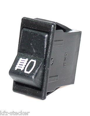 ENG Schalter Wippenschalter ohne Aufdruck 111040 zwei Schaltkreise 12V