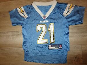 best service d7b7e a1831 Details about LaDainian Tomlinson #21 San Diego Chargers Reebok Jersey Baby  Toddler 2T