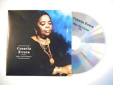 CESARIA EVORA : MAE CARINHOSA ♦ CD SINGLE PORT GRATUIT ♦