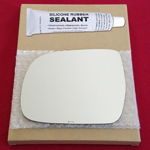 Mirror Glass Replacement Silicone Adhesive For Rx330 Rx350 Rx400h Driver Sid