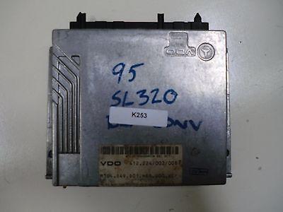 A 026 545 66 32MERCEDES BENZ OEM ENGINE CONTROL MODULE UNIT ECM ECU PCM