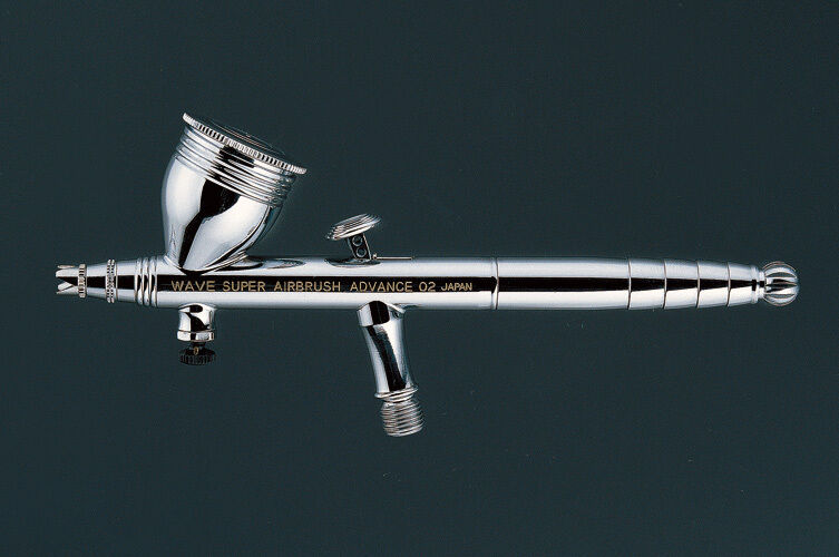 Wave -  HT-161 Super Airbrush Advance 02 Double Action (Nozzle  0.2mm)