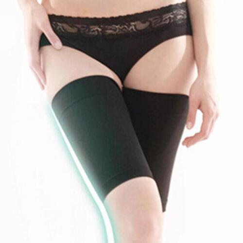 Massage Thigh Slimming Body Shaper Leg Loss Weight Burn Fat Belt ShapeSocks J