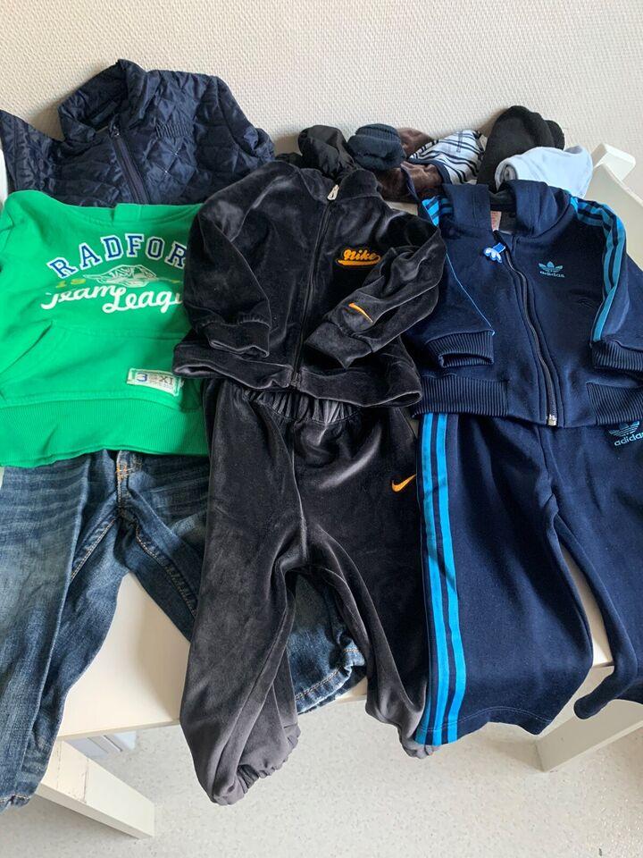 Blandet tøj, Blandet, Hummel