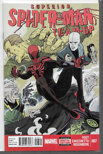 Superior Spider-man #7 Main Cover STOCK PHOTO Marvel 2019