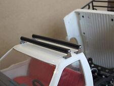 Pair 11.5cm exterior Cross member bar Roof Bike Rack Tamiya 1/10 scale sc