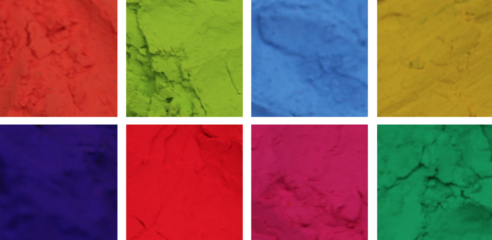 50kg of holi colourot powder for colour run festivals and events in mixed colour