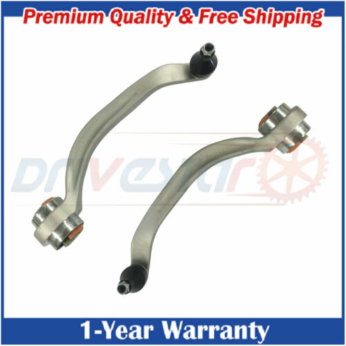Pair Brand New Front Lower Rearward Control Arm kit for Audi A6 A8 VW