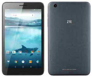 ZTE ZPad 8 8GB U.S. Cellular - Black Tablet microSD Snapdragon GPS New