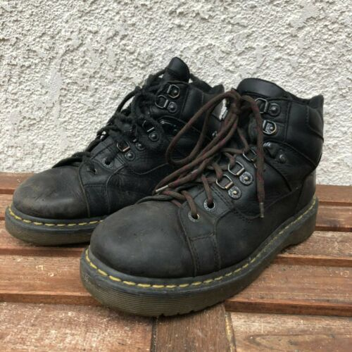 Vintage Dr. Martens High Top Leather Boots sz 9M D