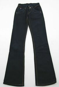 Levi-039-s-Levis-Jeans-572-W27-L34-27-34-blau-uni-Bootcut-Y147