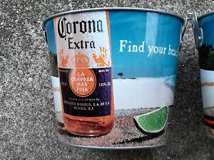 corona find your beach and cinco de mayo beer bucket 2 ...