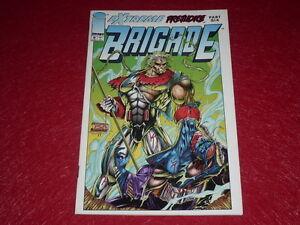 [ Bd Comics Cuadros USA] Brigade #9-1994