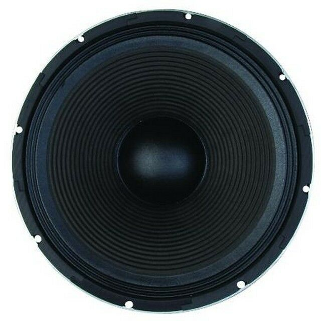 55-2964 18'' Die Cast Woofer with Paper Cone and Cloth Surround - 300W RMS 8 ohm