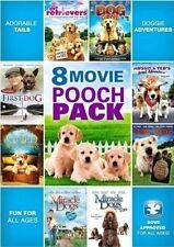 8 Movie Pooch Pack - Retrievers/Gold Retrievers/Dog Gone/Great Adventure + (DVD)