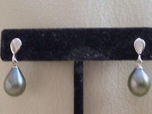 Honora-Cultured-Pearl-8-0mm-Sterling-Drop-Earrings