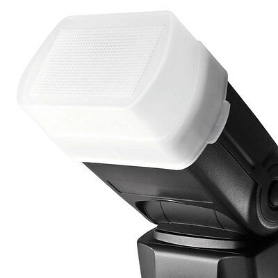 Bounce Flash Diffuser f Sony HVL-F36AM/HVL-F42AM Pentax,AF360FGZ,Minolta 3600HS