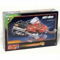 Wrebbit Puzz 3d Ski-doo Snowmobile Puzzle
