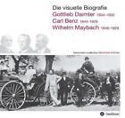 Die visuelle Biografie Daimler Benz Maybach von Sieger Heinzmann (2011, Gebundene Ausgabe)