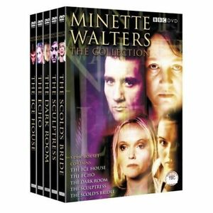 Minette-Walters-The-Ice-House-DVD-1997-Region-2