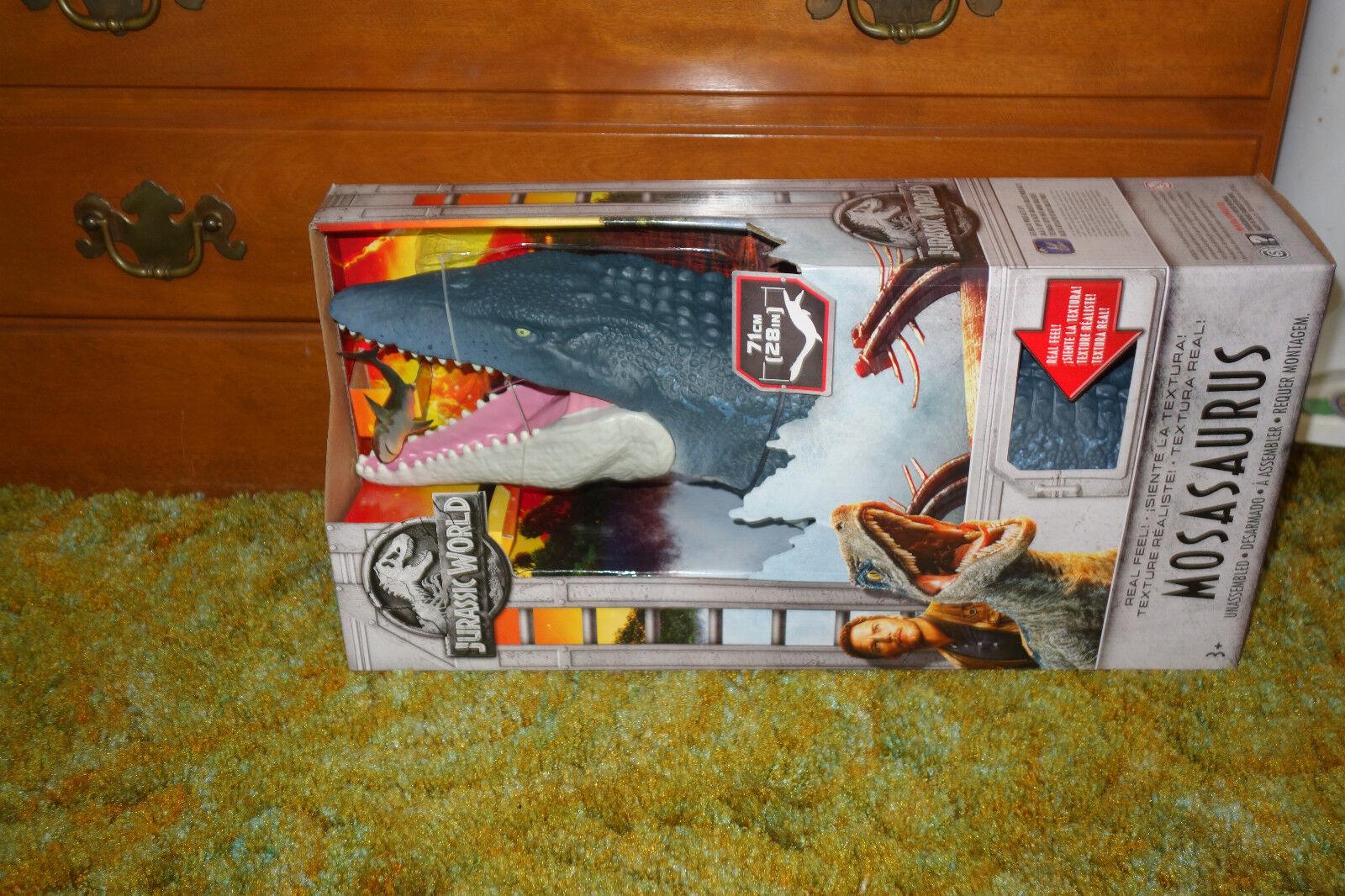 Jurassic World Mosasaurus Toy Brand New in Box Grand JW