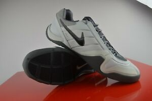 wholesale dealer 47a3b cd327 Image is loading Nike-Air-Zoom-Fencer-Fencing-Shoes-Mens-Grey-
