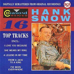 CD-Hank-snow-diamond-series-I-039-ve-been-remue-six-Days-on-the-road
