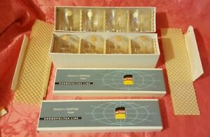 Cosmopolitan Line Paquebot Transatlantique 8 Verres En Cristal Dfvmcqhm-08005329-102577630
