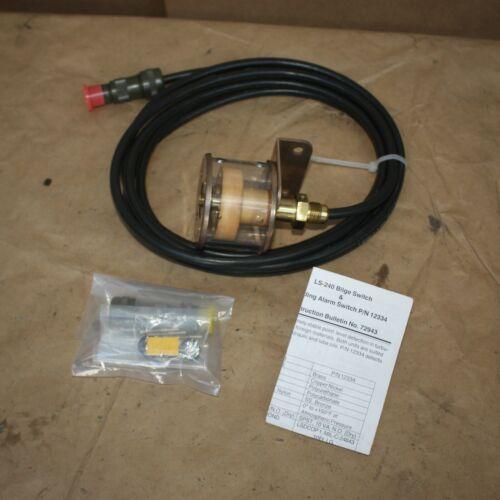 Details about  /Gems Sensors LS-12334-B Flooding Alarm Level Bilge Switch Marine Navy SPDT