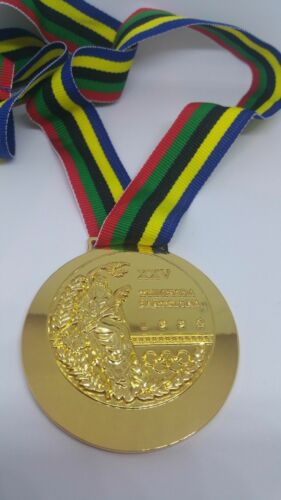 BARCELONA 1992 Olympic Replica MEDAL GOLD