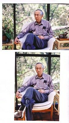 8x10 color photos of WAH CHANG Star Trek /& Outer Limits special effects artist