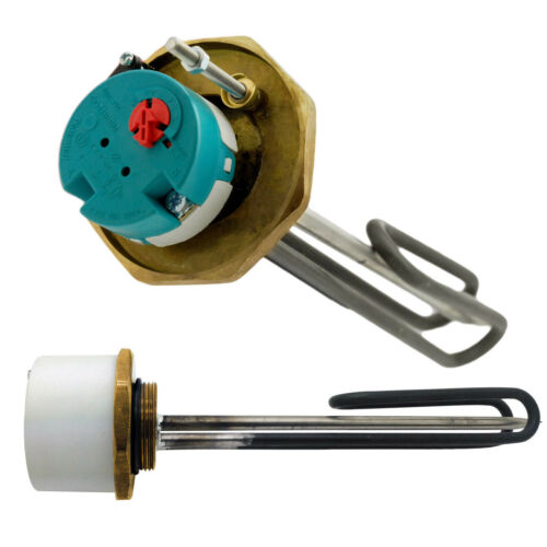 "Chauffage électrique Company Neptune Tuyau 14/"" 1 3//4/"" 3 kW Thermoplongeur EHC"