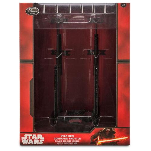 Disney Store Star Wars The Force Awakens Kylo Ren Shuttle Die Cast