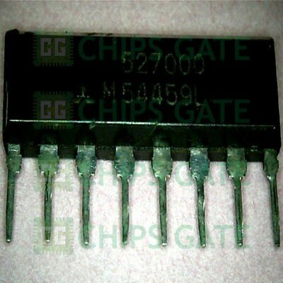 1 Piece New M 54459L M54459 L MS4459L M544S9L M54459L ZIP8 IC Chip