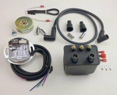Ultima Programmable Ignition Kit For Harley Shovelhead Evolution Sportster EBay