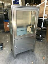 Stainless Steel Medical Cabinet 5 X 30 X 165
