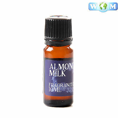 Almond Milk 10ml Fragrance Oil for Soap, Bath Bombs (FO10ALMOMILK)