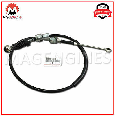 3382060010 GENUINE Toyota 4RUNNER CABLE ASSY TRANSMISSION CNTRL 33820-60010 OEM