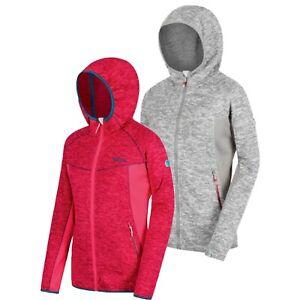 Regatta Womens Willowbrook V Warm Hooded Walking Hiking Fleece Jacket RRP £60