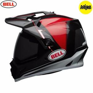 BELL-MX-9-ADVENTURE-MIPS-BERM-BLACK-RED-SIZE-MEDIUM