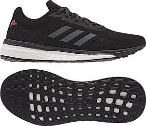 frauen adidas response limited laufschuhe, schwarze turnschuhe von adidas