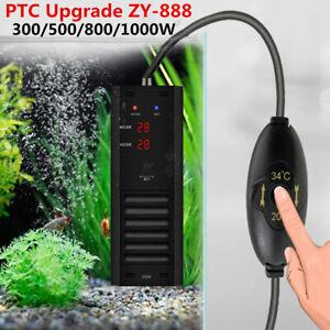 500-800W-PTC-Aquarium-Fish-Tank-Submersible-Water-Heater-Adjustable-XMAS