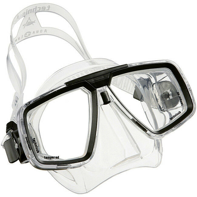 LOOK Masque Technisub de Silicone pour Plongée de Aqualung Technisub Masque fc4b49