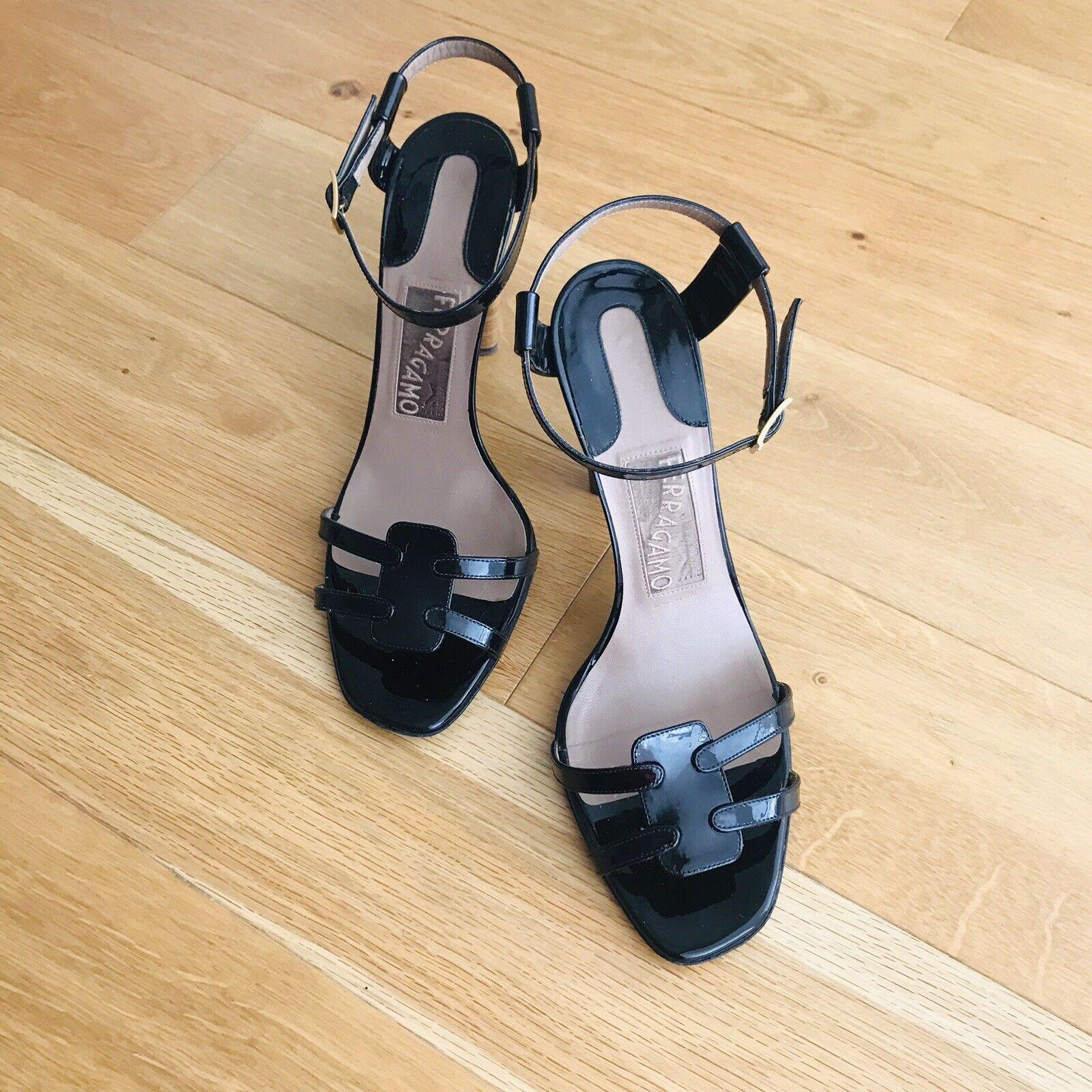Salvatore Ferragamo Atelier Sandals 40,5