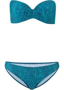 Bügel Bikini schwarz oder grün 38 40 42 44 46 C D E Neckholder mit/ohne Träger