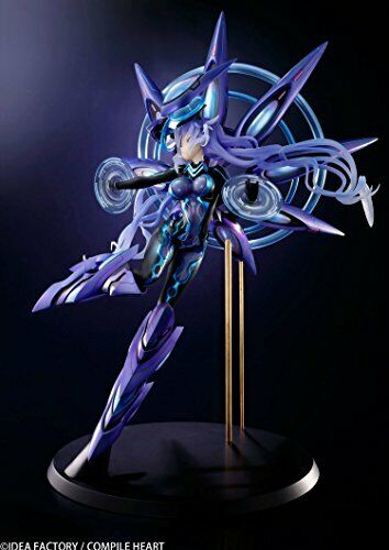 Grünex New Dimension Neptune VII Next lila 1 7 Scale PVC Made Painted Complete