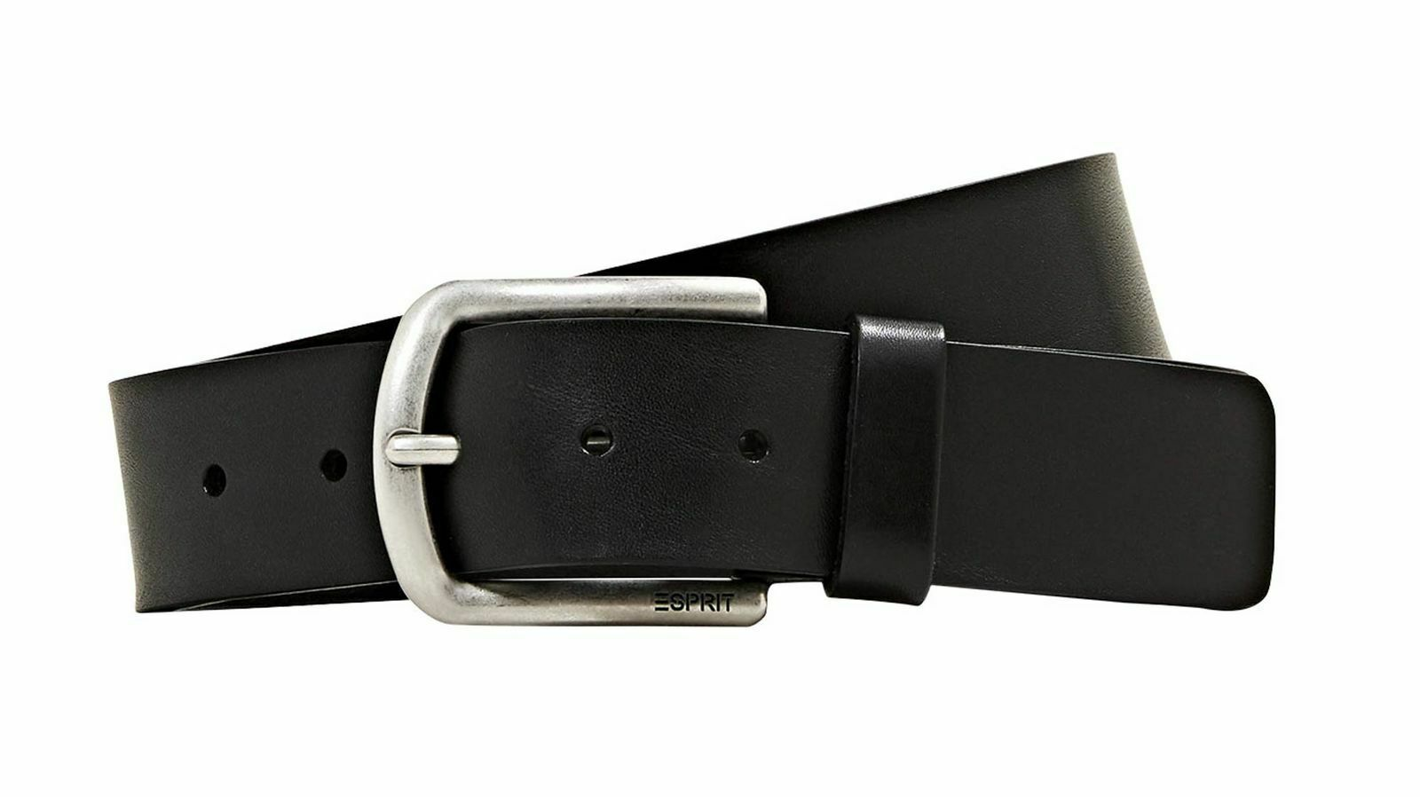 ESPRIT John Belt W95 Gürtel Accessoire Black Schwarz Neu