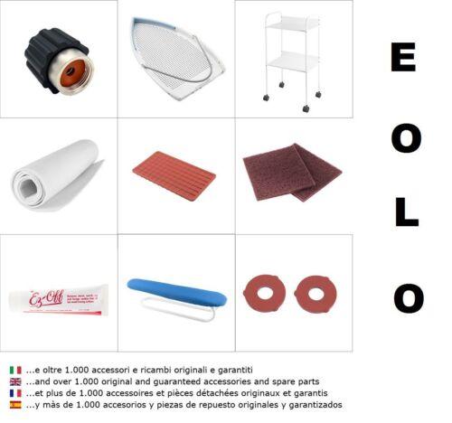 EOLO Carrello Fisso per Sistema Stirante con Doppio Pianetto 4 Ruote AR003
