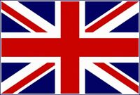 2'x3' British Flag Outdoor Uk Union Jack Pennant United Kingdom King Queen 2x3