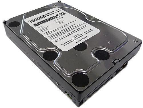 """New 1TB 1000GB 32MB Cache 7200RPM SATA 3.5/"""" Desktop Hard Drive PC//Mac//NAS//DVR"""